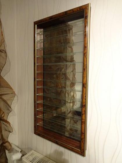 Annonce occasion, vente ou achat 'Belle vitrine pour miniatures ...'