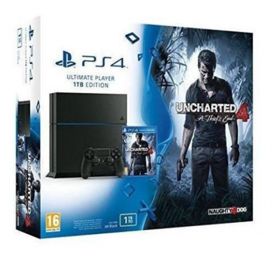 console jeux vidéo sony ps4 noir 1 to - Annonce gratuite marche.fr