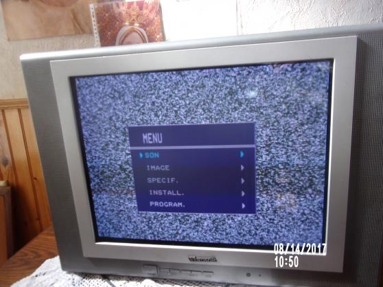 télévision windsor - Annonce gratuite marche.fr