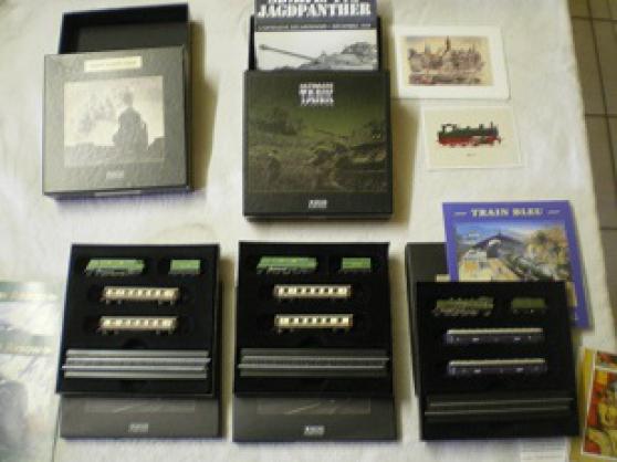 Lot Mini train collection ATLAS