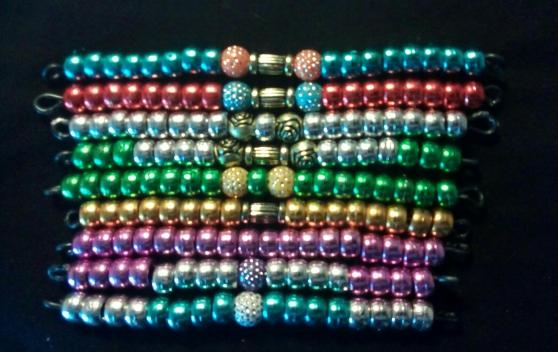 Annonce occasion, vente ou achat 'Bagues et bracelet boutique-atelier'
