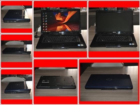 Petite Annonce : Dell inspiron 1545-pp41l 15,6 pouces - Vend Pc portable Dell Inspiron 1545-PP41L de 15,6 pouces sans Webcam