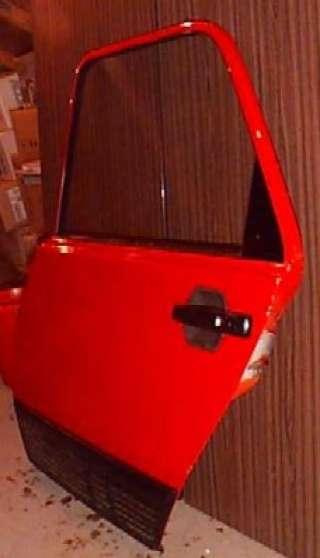 Portière arrière gauche pour Renault R5