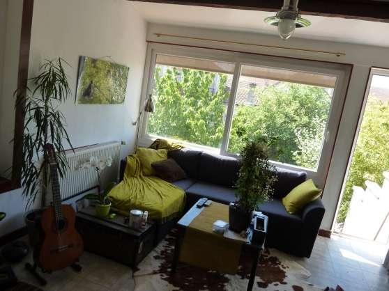 Annonce occasion, vente ou achat 'appartement/maison T4 avec jardin privat'