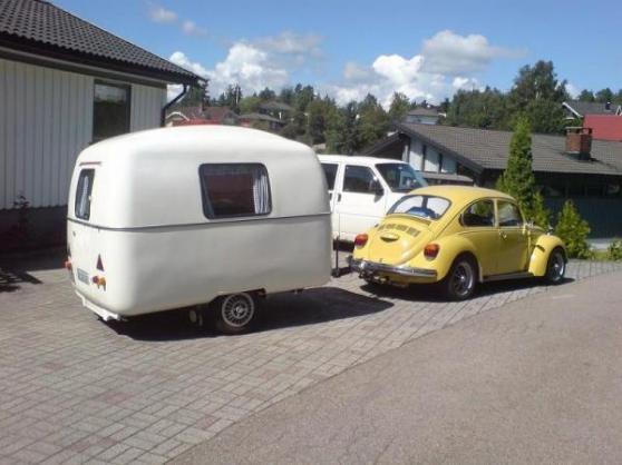 Caravane MKP petit mod 1985