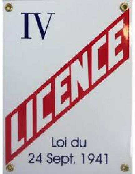 licence IV (licence 4)