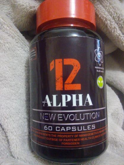 Annonce occasion, vente ou achat 'Alpha 12 Tetraoxigen Nanogenetics Créé'