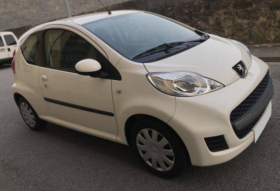 Peugeot 107 c/ AC - 2012