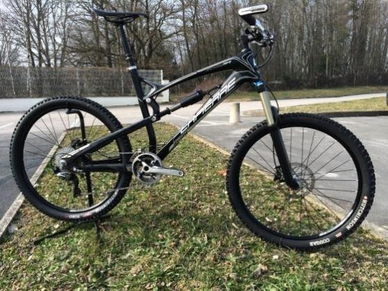 Annonce occasion, vente ou achat 'Vélo vtt Lapierre zesty 914 taille L'