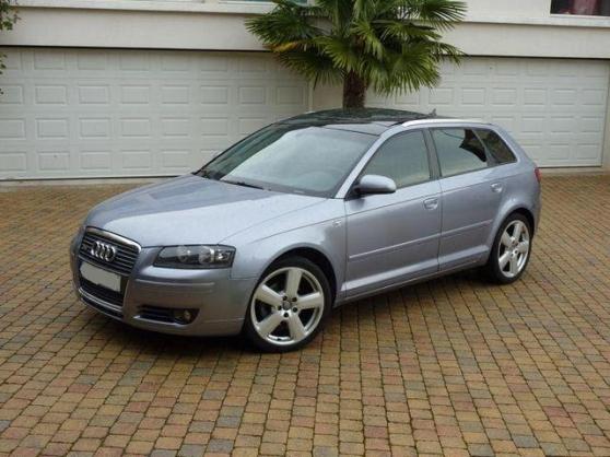 Annonce occasion, vente ou achat 'Audi A3 2.0 TDI 140 5 portes'