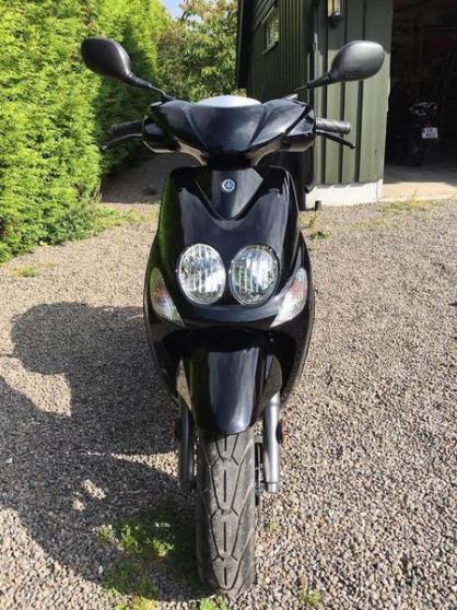 Yamaha Neos 50, 3188Km