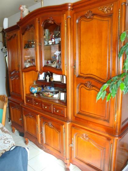 salle a manger en merisier complete be c pet meubles d coration salons salles manger. Black Bedroom Furniture Sets. Home Design Ideas