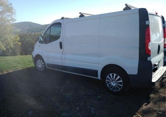 Annonce occasion, vente ou achat 'Renault trafic 2.0dci 115 L1H1'