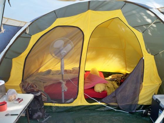 Tente de camping Jamet Pacific 4. - Photo 2