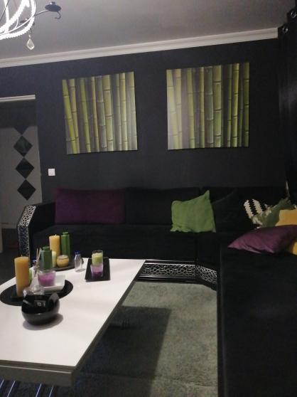 Salon marocain panoramique