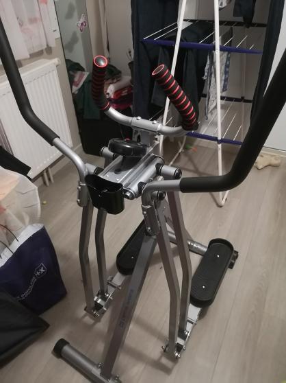 Vends airwalker capitalsport vélo ellipt