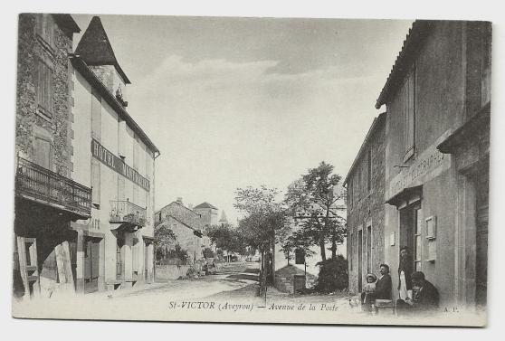 Annonce occasion, vente ou achat 'Saint-Victor-et-Melvieu - Avenue Poste'