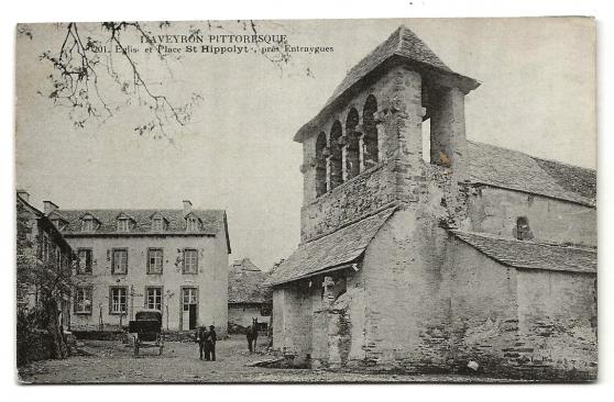Annonce occasion, vente ou achat 'St Hippolyte, près Entraygues (12)'