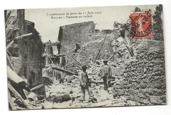 Annonce occasion, vente ou achat 'Rognes (13) Maisons en ruines'