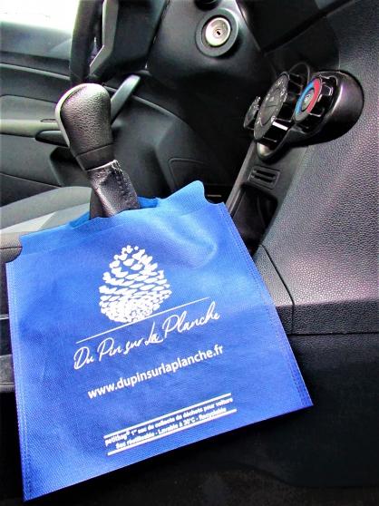 Annonce occasion, vente ou achat 'Sac écologique pour voiture'