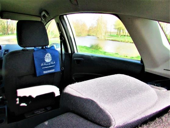 Sac écologique pour voiture - Photo 2