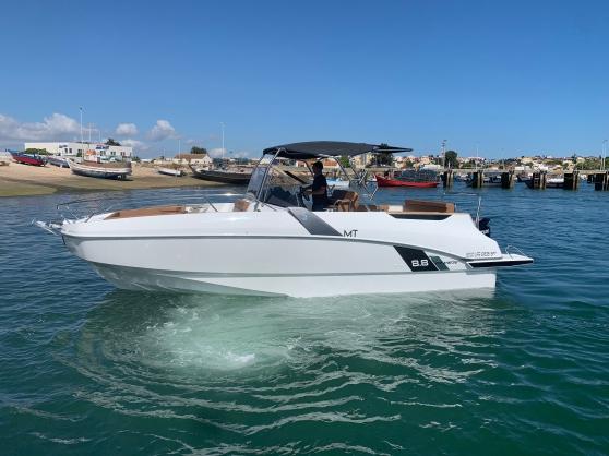 Excursion privé en bateau en Algarve
