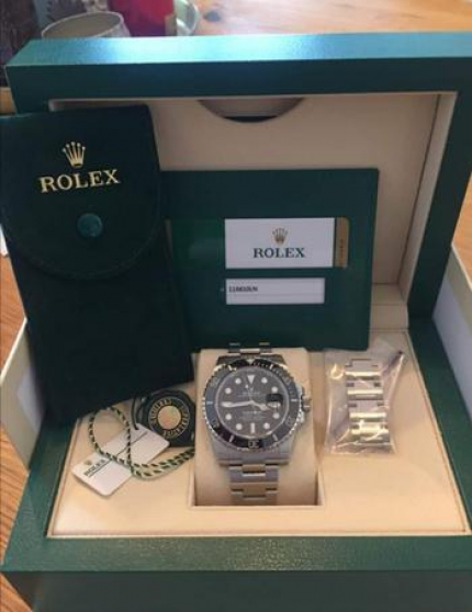 Annonce occasion, vente ou achat 'Rolex Submariner'