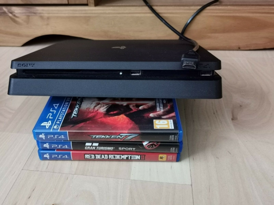 Annonce occasion, vente ou achat 'playstation 4 slim'