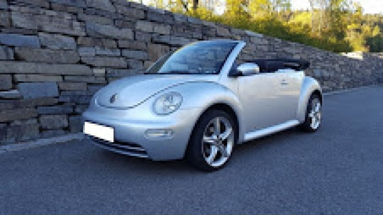 Annonce occasion, vente ou achat 'Volkswagen Beetle'