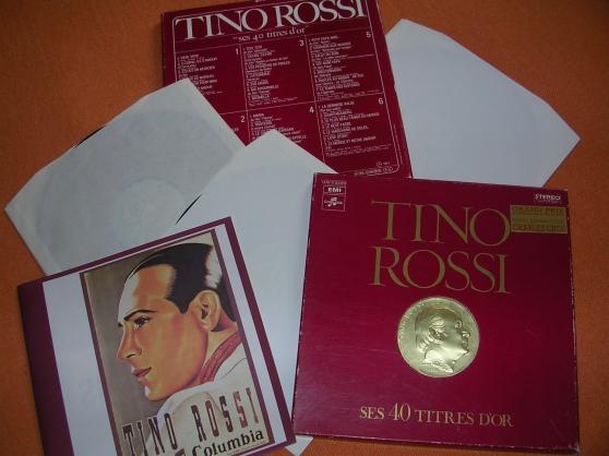 COFFRET 3 disque TINO ROSSI