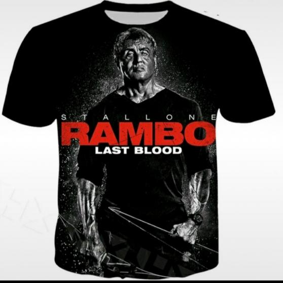 6 t-shirt (lot)