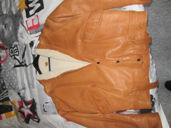 Blouson cuir Blazer et pantalon etc