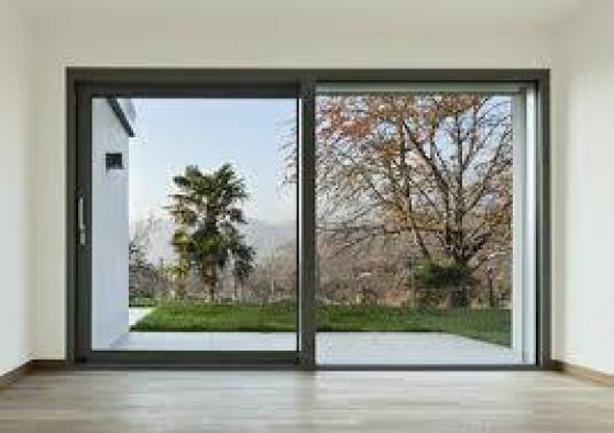 Annonce occasion, vente ou achat 'Baie vitrée en aluminium'