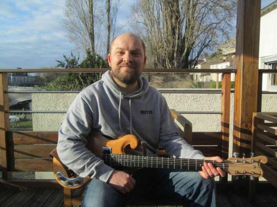 Annonce occasion, vente ou achat 'Cours de guitare'