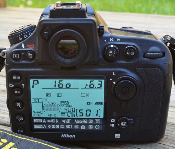 Nikon D800 boitier nue - Sous garantie -