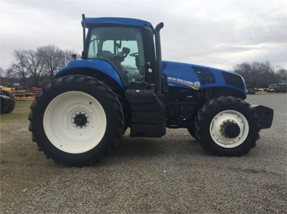 Annonce occasion, vente ou achat 'Vend de tracteur New Holland'