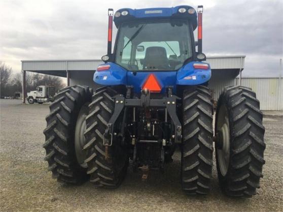 Vend de tracteur New Holland - Photo 2