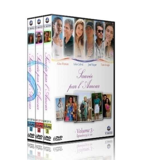 Sauvée par l'Amour en Coffret DVD