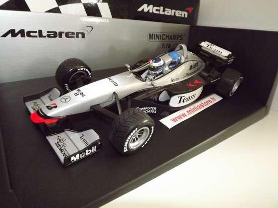 F1 1/18 McLaren MP4/98T M.Hakkinen 2000
