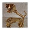 lot figurines or 24 carats et cristal - Annonce gratuite marche.fr