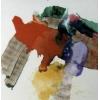 TABLEAU 6 peinture 100 x 100 cmB