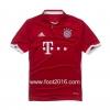 Bayern Munich 2016-2017 domicile