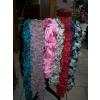 Echarpes tricotees main