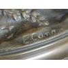 """bronze de """"  louis emile cana """" - Annonce gratuite marche.fr"""