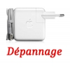 Dépannage de chargeurs Macbook Apple
