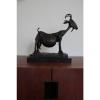 Bronze Statue Sculpture Picasso Chèvre