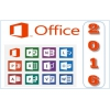Microsoft Office Pro 2016 5 PC + IPad