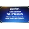 train arrière rénové - Annonce gratuite marche.fr
