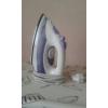 Fer couleur blanc et violet