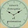 Cours français et primaire